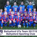 Elland vs. Battyeford Sporting Club