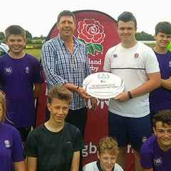 England Rugby Young Rugby Ambassador Scheme