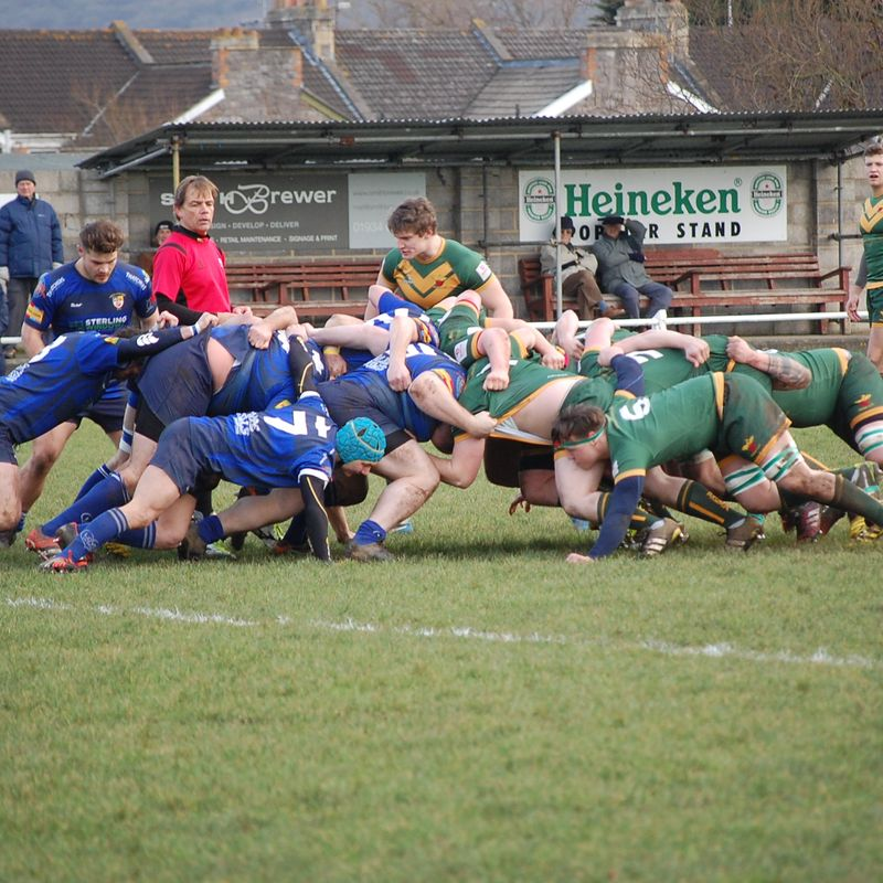 Newent lose again but win respect