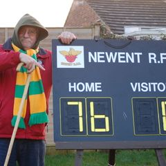 Newent 1st XV v North Petherton 1st XV 21.01.2017