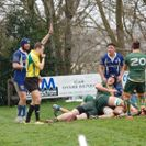 Hard fought win for Newent on the road