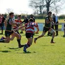 Newent recover from slow start to claim try bonus win