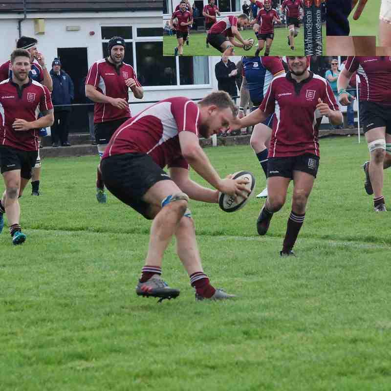 Gloucestershire XV v Surrey XV 20.05.2017