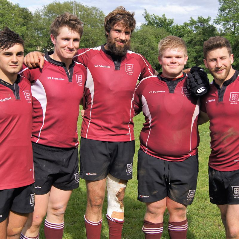 Big Newent Presence in Gloucestershire County Squad