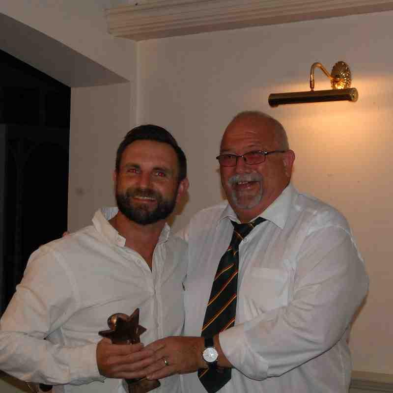 Newent RFC Awards Dinner 2017