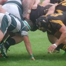 Injury-hit Green Army outgunned in second half