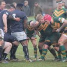 Green Army prevail in a tense thriller.