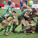Determined Newent edge it in the mud