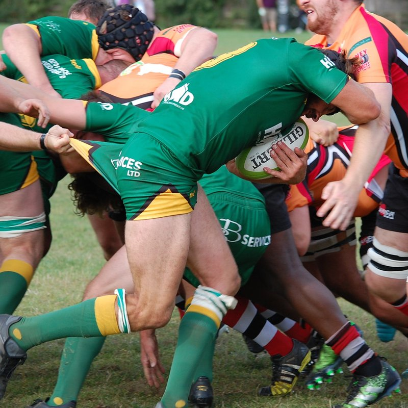 Newent v Lydney, South West 1 (West), Report by Simon Barker