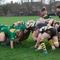 Coney Hill 26  Newent 56  Report by Simon Barker
