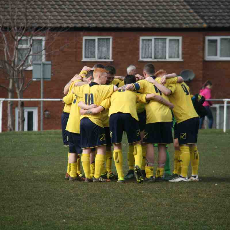 Away to Meliden 24th March