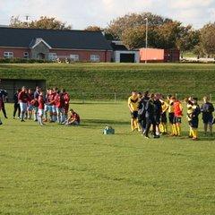 Rhostyllen - Welsh Cup