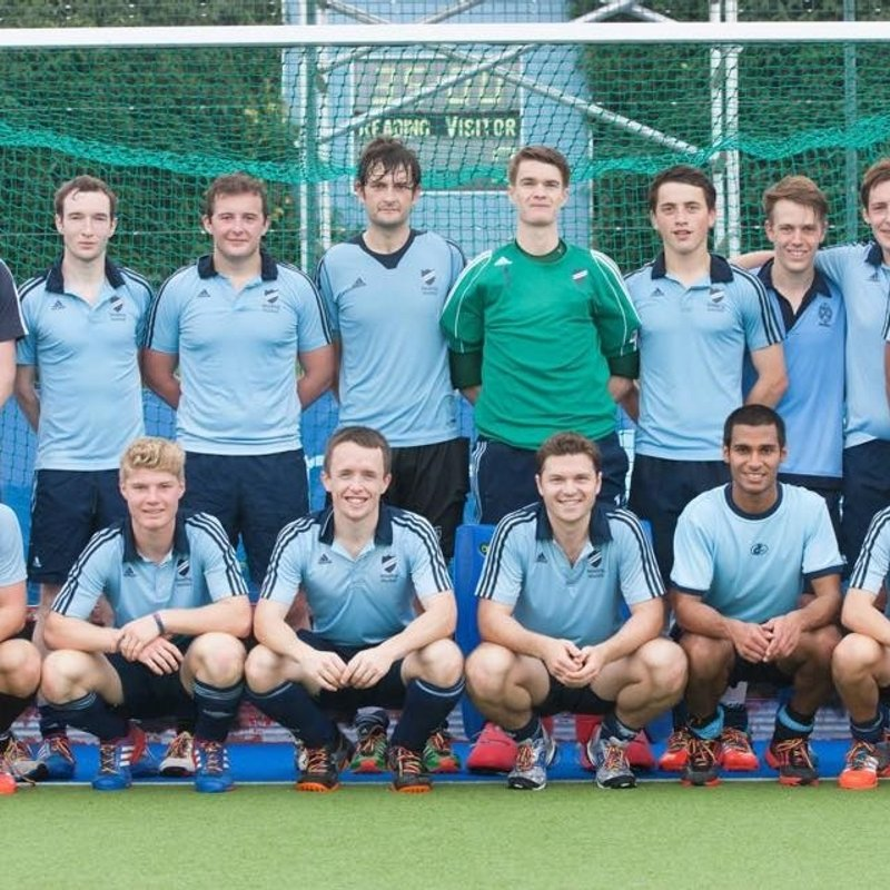 Reading Hockey Club 3 - 3 EH Tier 2 Cup - Basingstoke