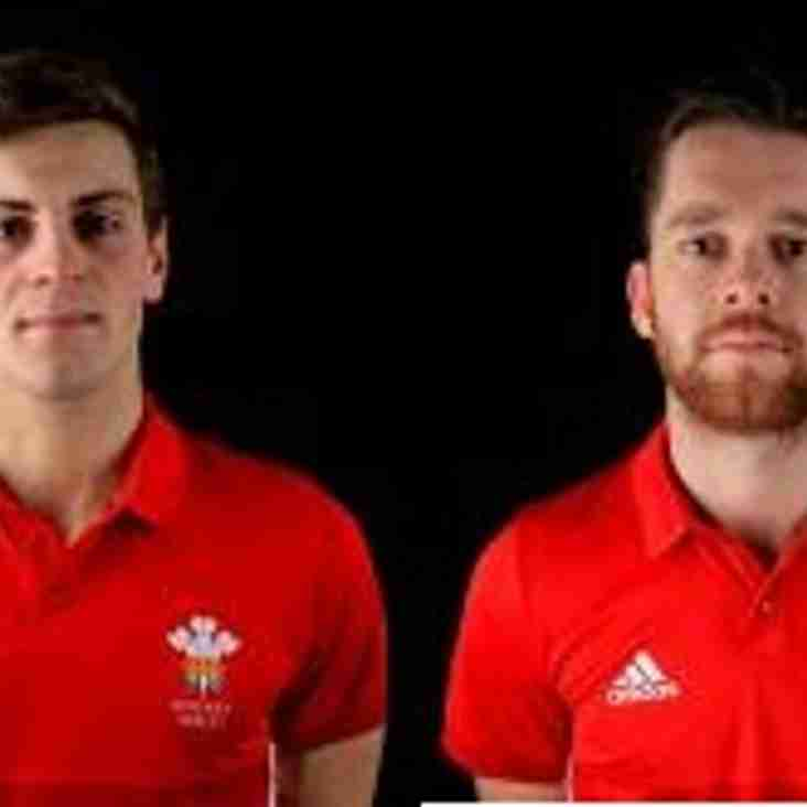 Wales Squad Announced