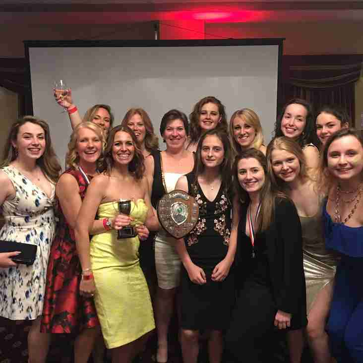 Ladies Winners 2016/17 Season
