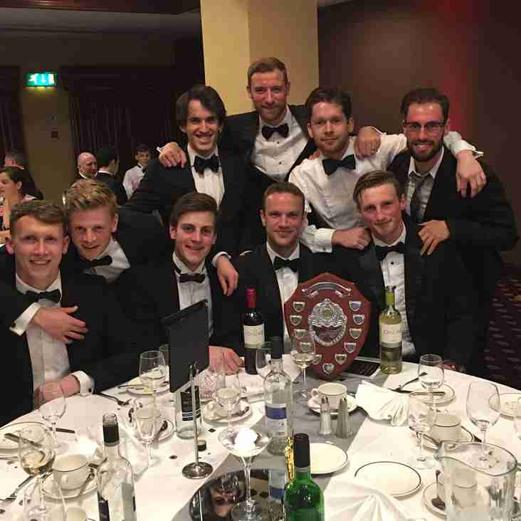 Mens Winners 2016/17 Season