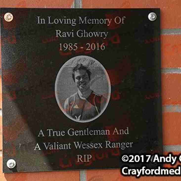 Ravi Remembered