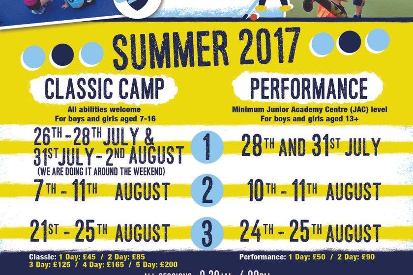 RHC  Camps - 2017
