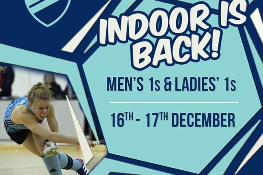Indoors is back!