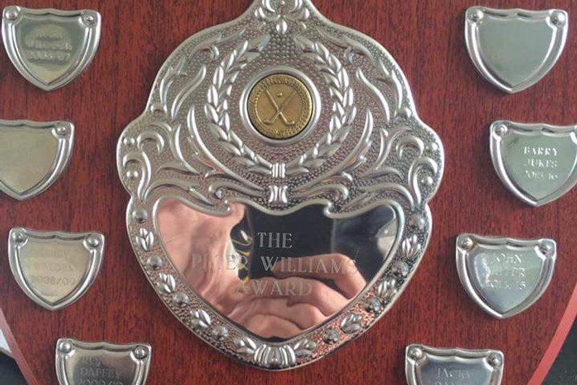 Missing Award.....