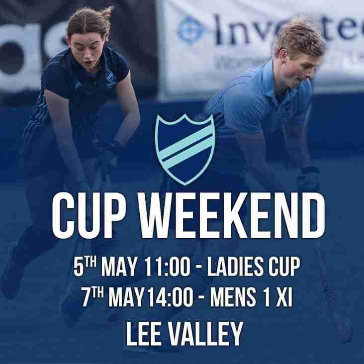 Cup Weekend !!