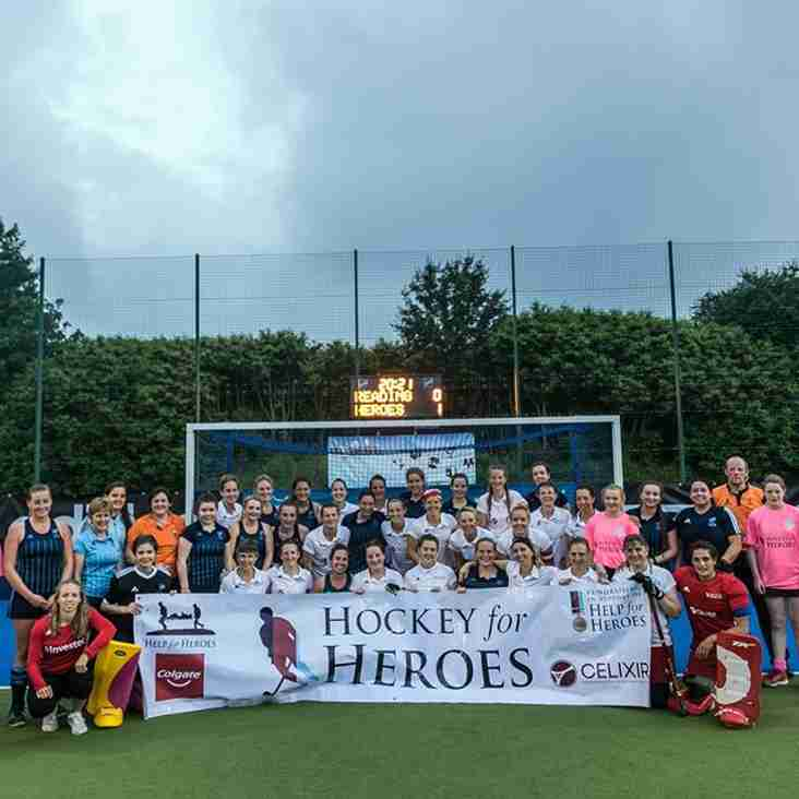 Hockey 4 Hero's