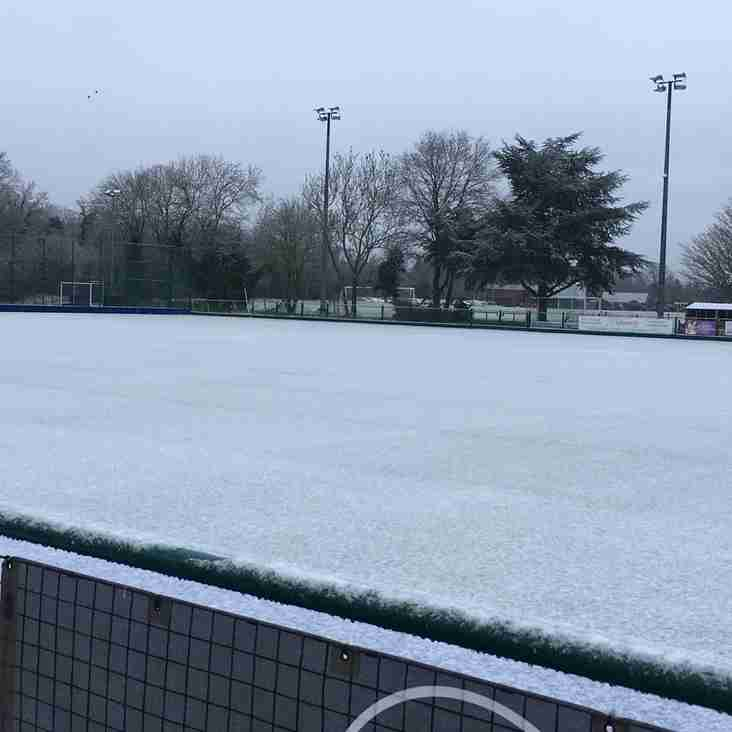 22 Jan 19 - Training cancelled