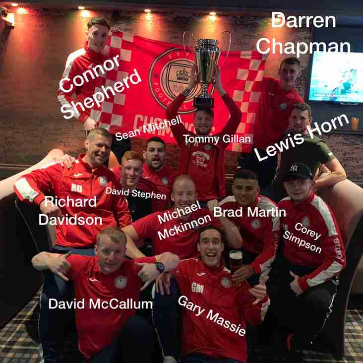 Howdens League 2 Champions