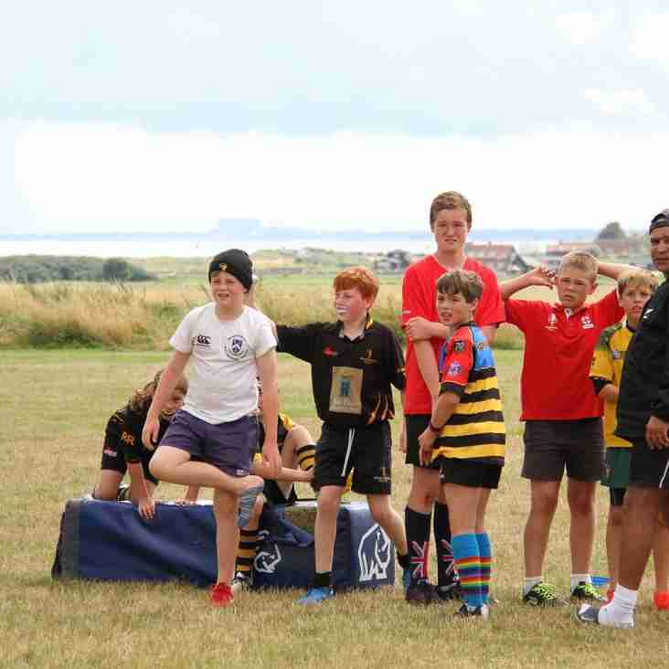 Southwold RFC Summer Rugby Camp -  24 - 28 July 2017