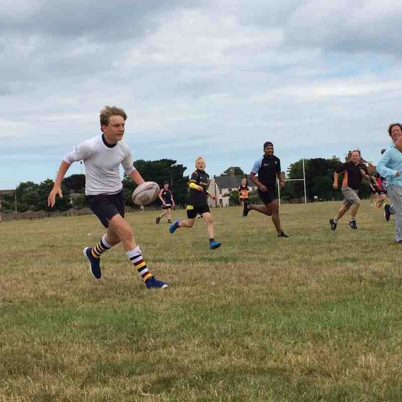 Southwold Rugby Camp July 2016