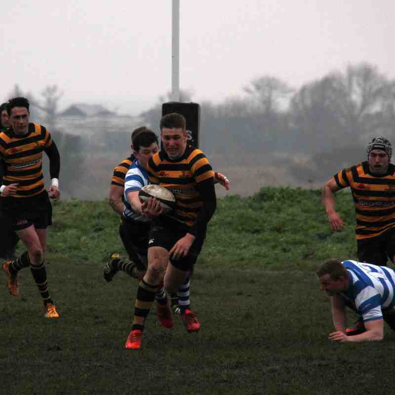 Southwold v Wanstead 11th Feb 2017