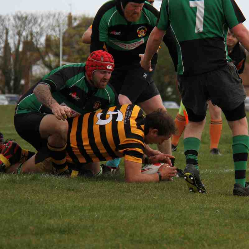 Southwold Jacks v Beccles 22nd April 2017