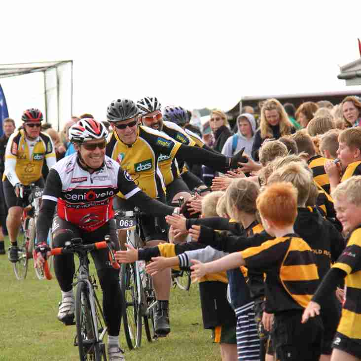 Southwold Minis send off Club Together Riders