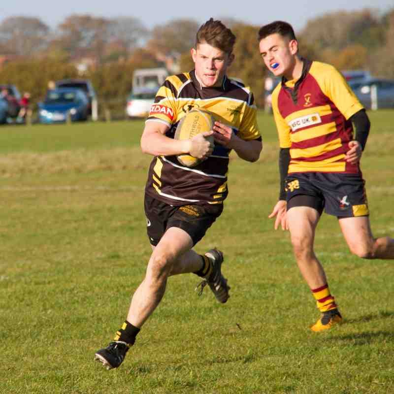 Colts v Ipswich YM 19.11.17