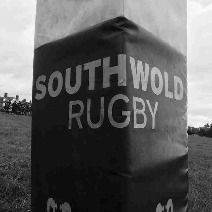 Southwold Rugby Football Club's Boxing Day Match raises £1031.26 for Leukaemia Research
