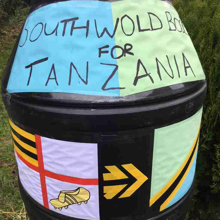 Southwold Boots for Tanzania
