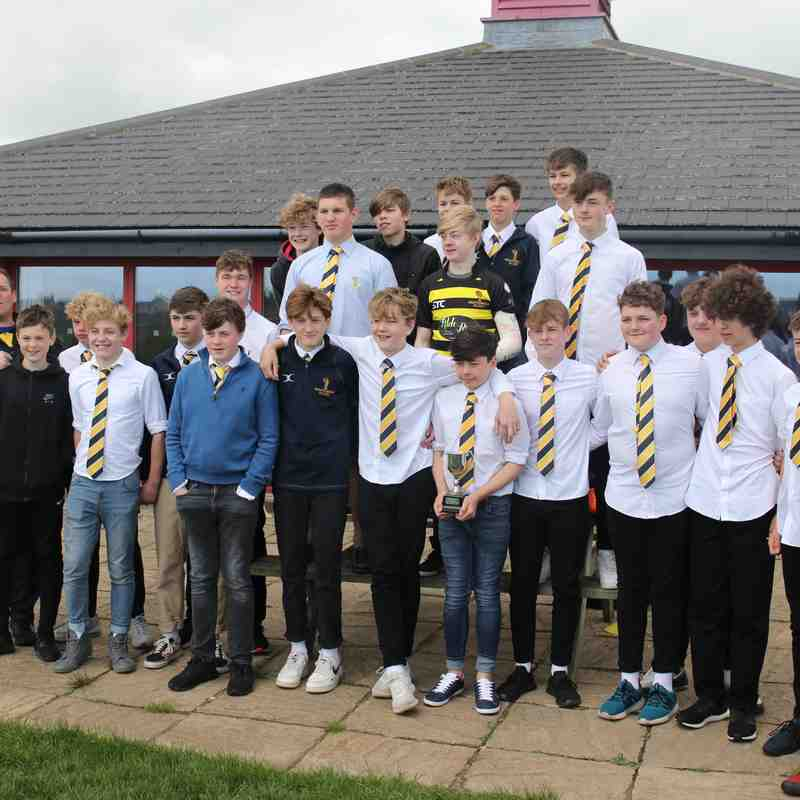 U14's EC Cup 28.4.19 by Clive Williamson