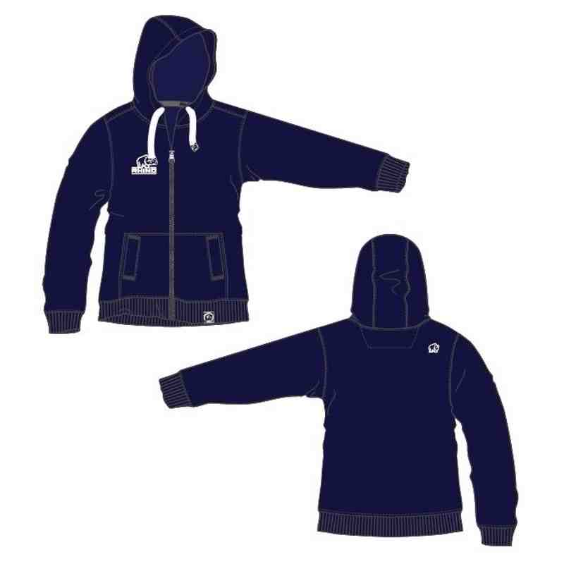 Banff RFC Parma Full Zip Hoodie (Adults)