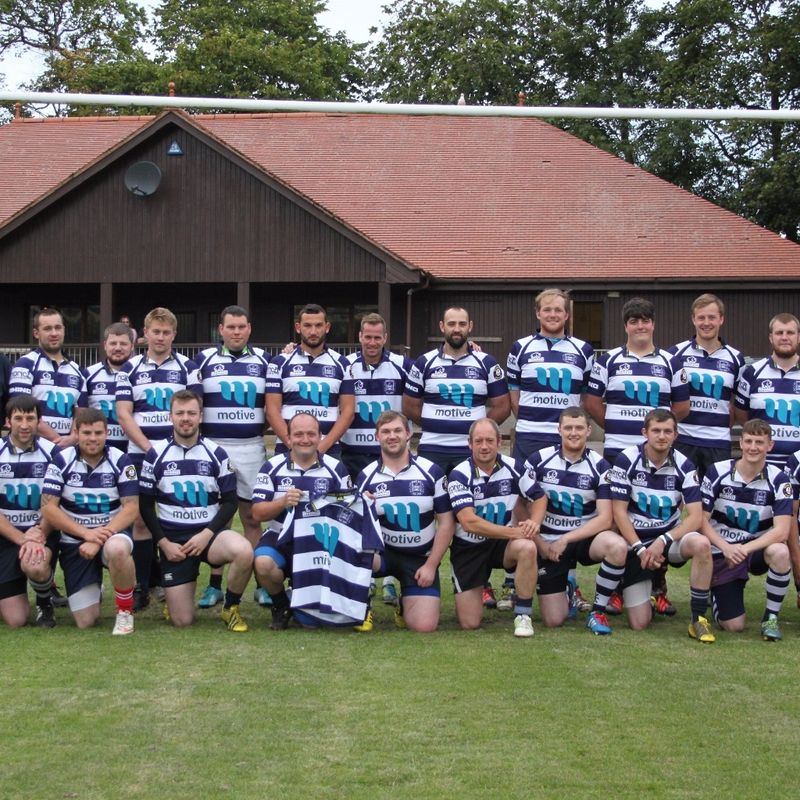 Banff RFC 1st XV lose to Glenrothes 83 - 5