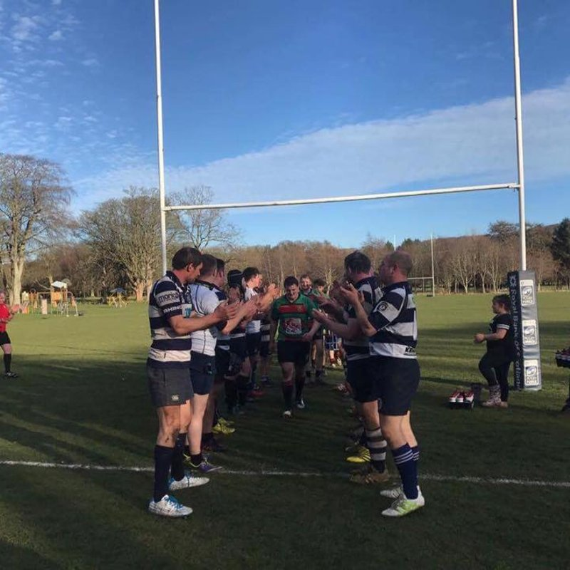 Promotion dreams kept alive by victory in Banffshire sun