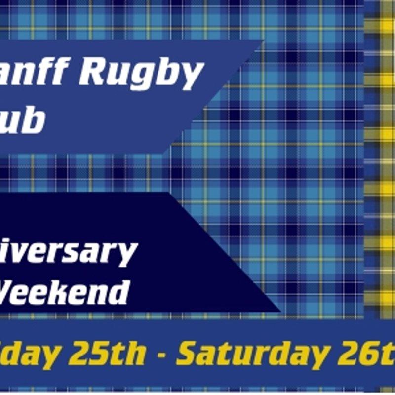 Banff 40th Anniversary Celebration Weekend