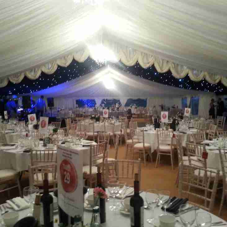 BGCC LATE SUMMER BALL - SATURDAY 23RD SEPTEMBER 2017 - ONE TABLE STILL AVAILABLE
