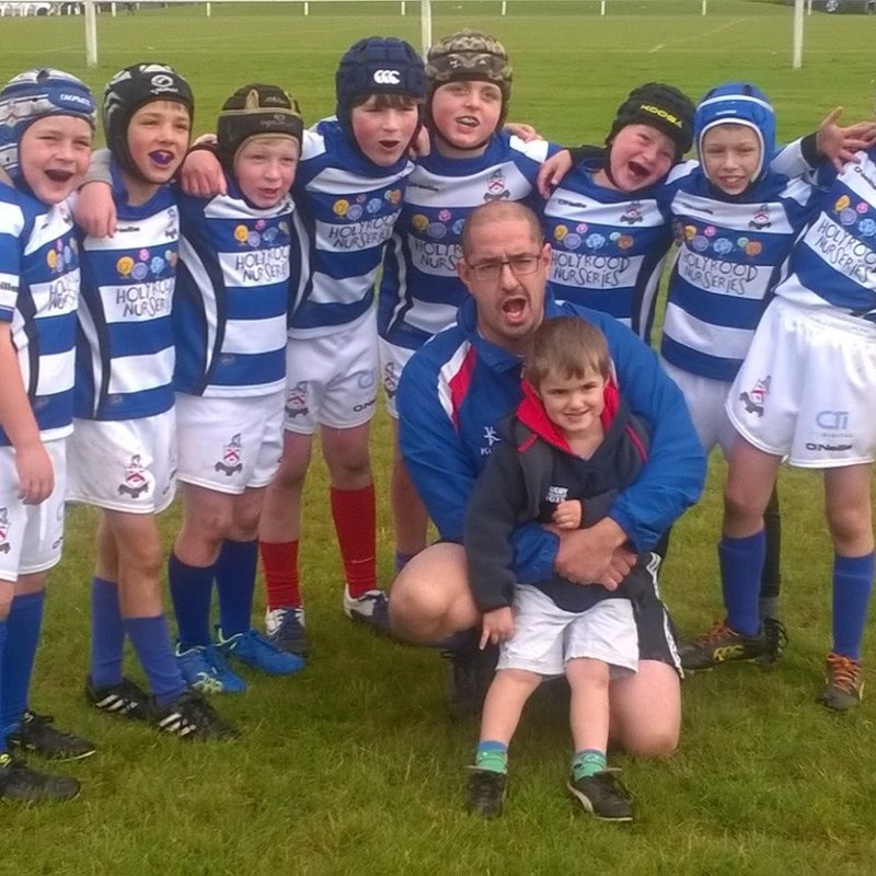 Tyldesley Tornado's U10's lose to Preston Grass Hoppers 30 - 5
