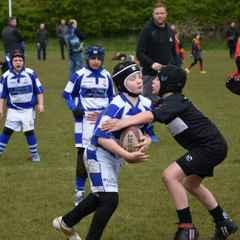 Under 10's v Wigan