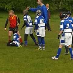 Under 10's v Bury