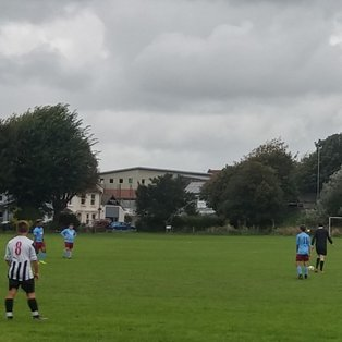 Fishersgate Flyers vs Peacehaven Youth