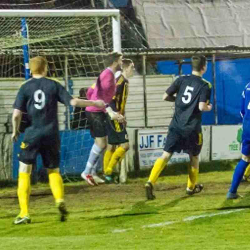 Ipswich Wanderers 0 Fakenham Town 0 26th March 2014
