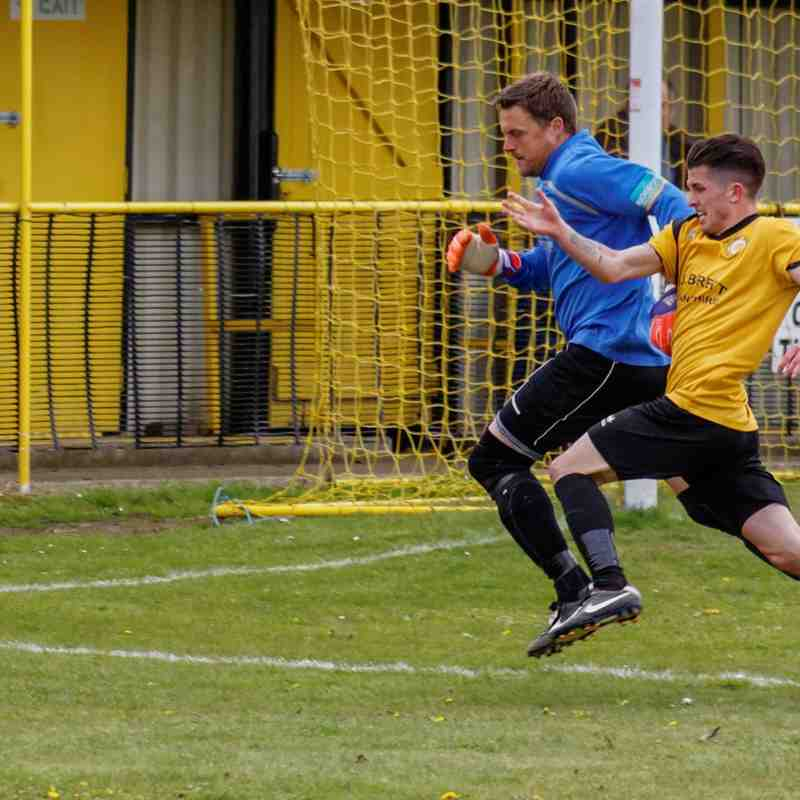 Stanway Rovers 2 Thetford Town 1