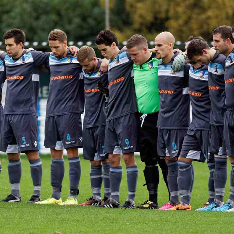 Ipswich Wanderers 2 Norwich United 6