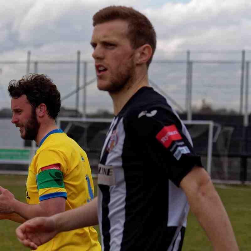 Tilbury FC 0 AFC Sudbury 1